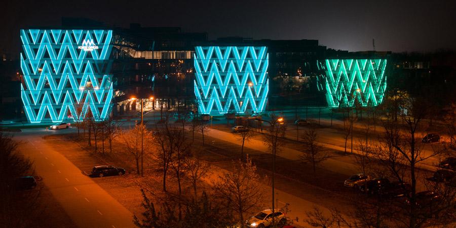 A BMW és az EPAM az első bérlők Debrecen ultramodern irodaházában – fotókkal