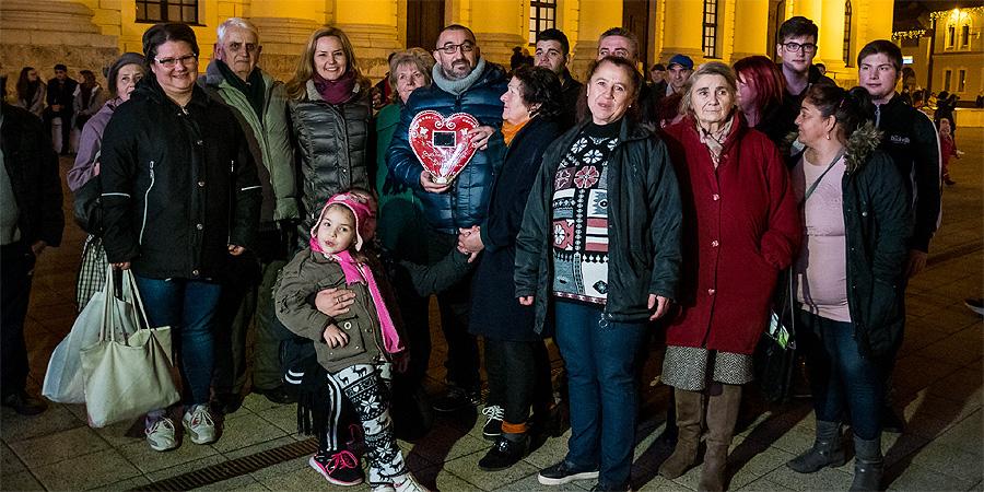 Szívvel-lélekkel Debrecenért díjjal ismerték el Aba-Horváth István munkáját – fotókkal, videóval